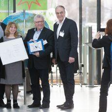 HOTSPOT-PROJEKT gewinnt 1. Preis Menschen und Umwelt