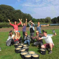 HOTSPOT-PROJEKT: Internationales Workcamp im Emsland