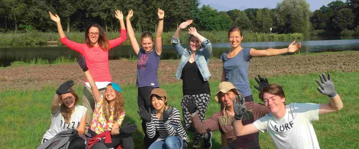 HOTSPOT-PROJEKT: Internationales Workcamp im Emsland